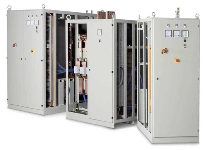 Watergekoelde thyristor-technologie